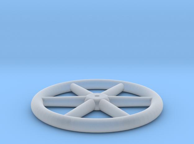 """Gilpin 14"""" Brake Wheel (1:13.7) 3d printed"""