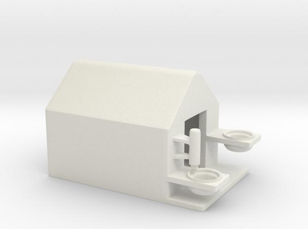 dog house 3d printed