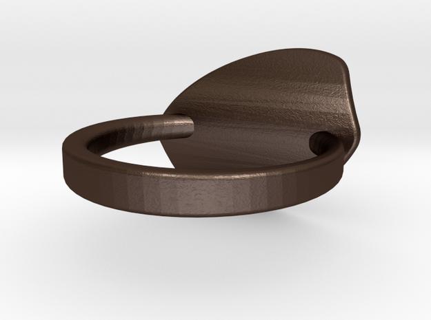 Jasmine Ring Size 5.5 3d printed