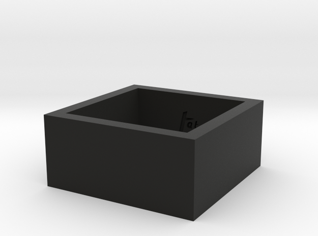 SquareRing_18mmx10mm 3d printed