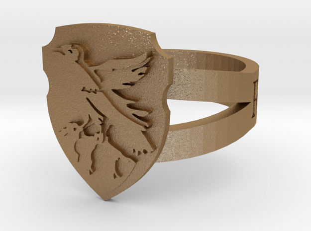 Ravenclaw Ring Size 11 3d printed