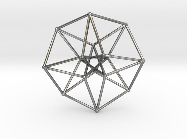 Sacred Geometry: Toroidal Hypercube 40mmx1mm