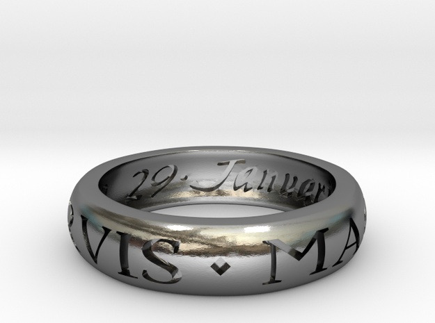 Sir Francis Drake Ring - Uncharted 3 Version
