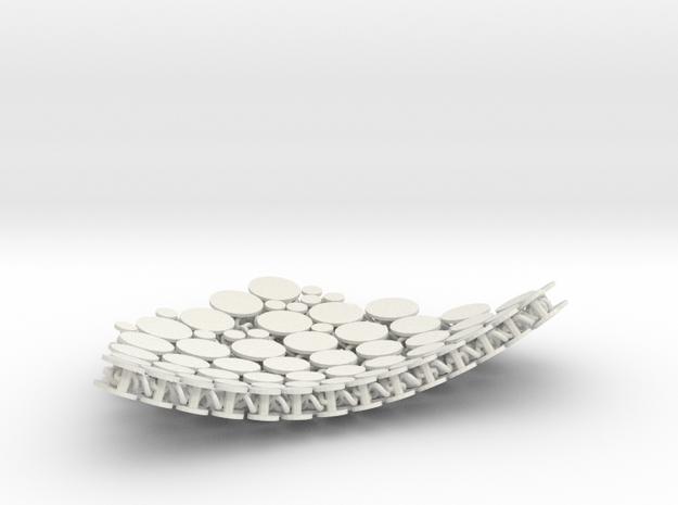 N12.sample.2 in White Natural Versatile Plastic