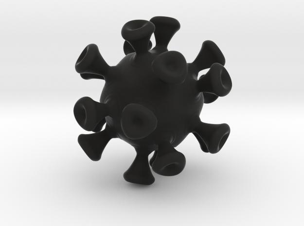 Virus Cell 3d printed