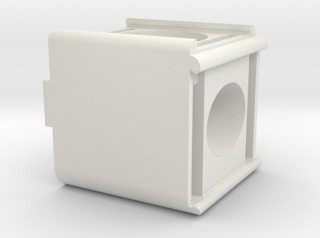SplittingCube Cutout 3d printed