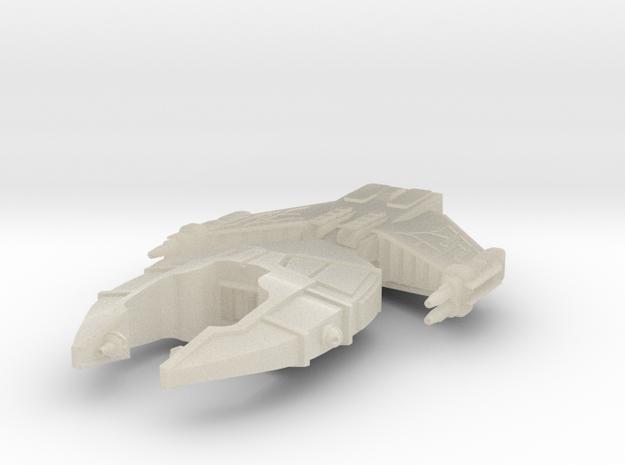 Ilustris Heavy Destroyer in White Acrylic
