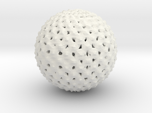 Juliabulb z^-20 in White Natural Versatile Plastic