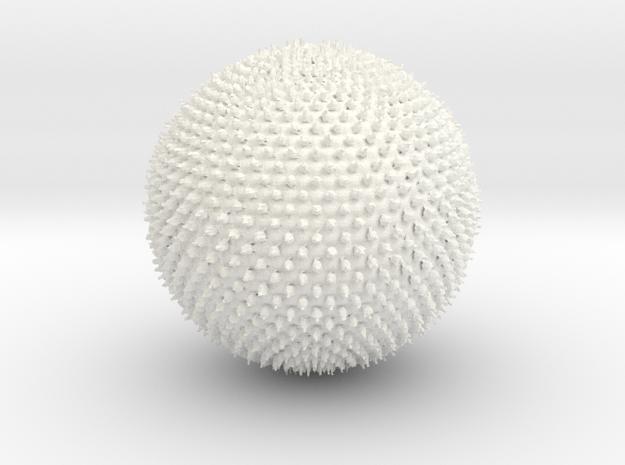 Juliabulb-z^-40 in White Processed Versatile Plastic
