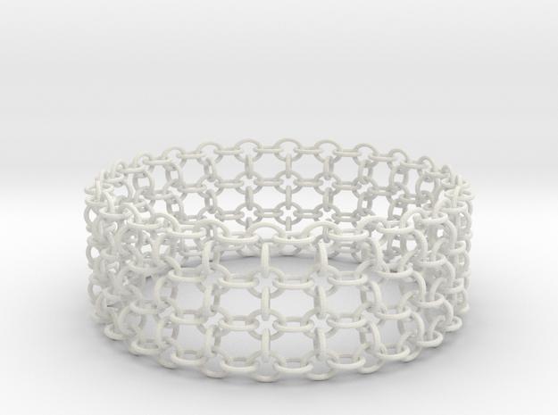 3in Shogun Bracelet 3d printed