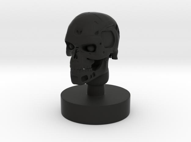 T-800 EndoSkull Bust 3d printed