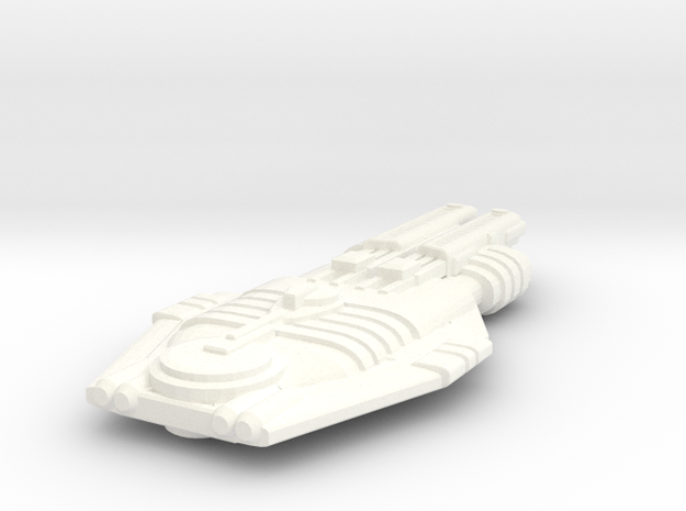 Malkorian Freighter 3d printed