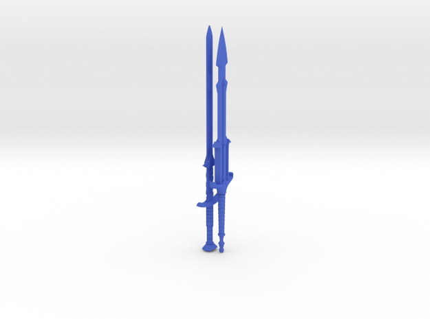 ACC-02-GreatSwords 7inch MOTU v2.3 3d printed