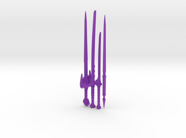 ACC-06-Swords 6-7inch 3d printed