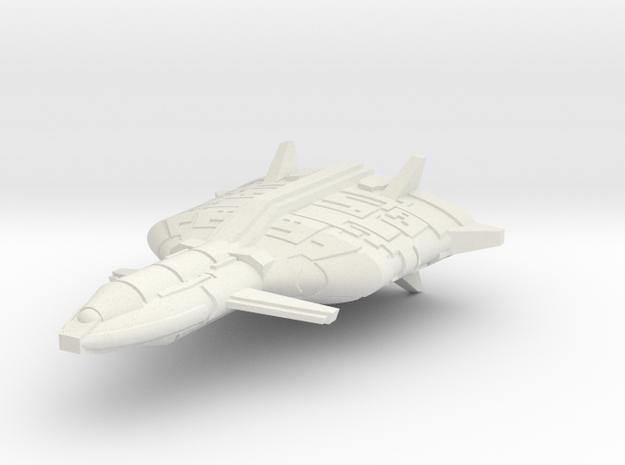 Mafka Transport Cruiser (Full Scale) 3d printed