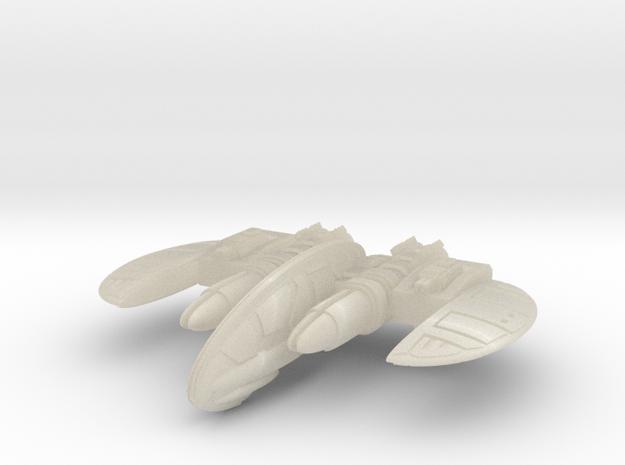 Tasholn Destroyer in White Acrylic