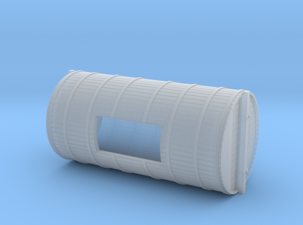1:87 FSJ/SVR Litt. Gv säiliö in Smooth Fine Detail Plastic