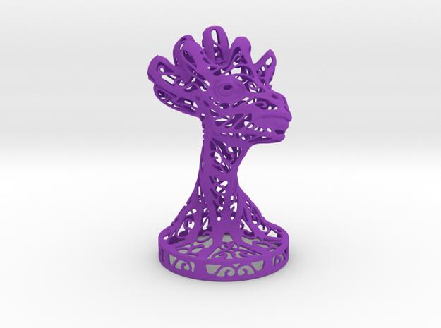 Animal Head 3d printed