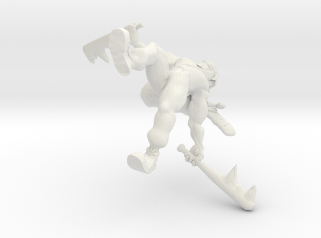 Sports Fanatic 3d printed