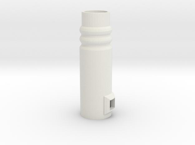 Sonic aztec june in White Natural Versatile Plastic