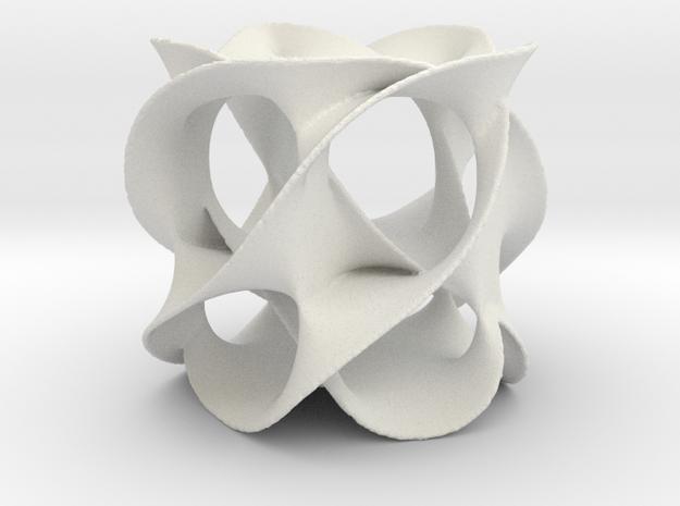 Calabi-Yau in White Natural Versatile Plastic