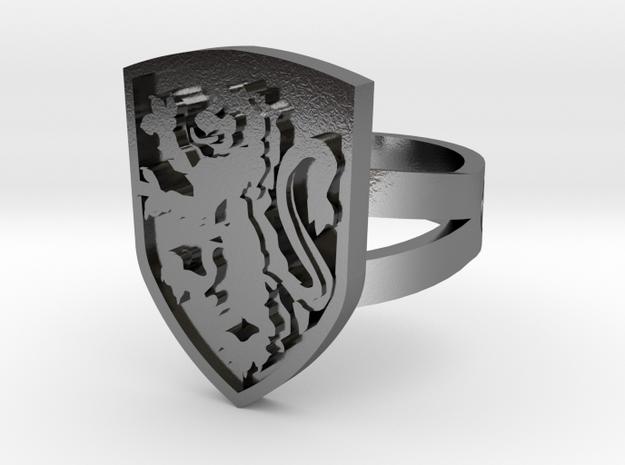 Gryffindor Ring Size 5 3d printed