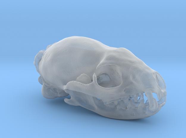 Mongoose Pendant 3d printed