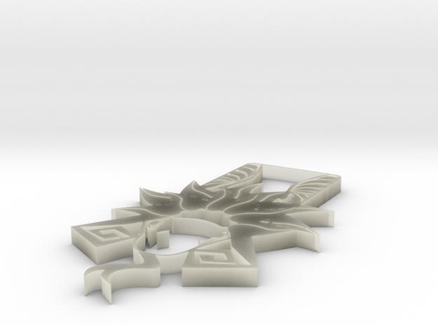 Quetzalcoatl2 3d printed