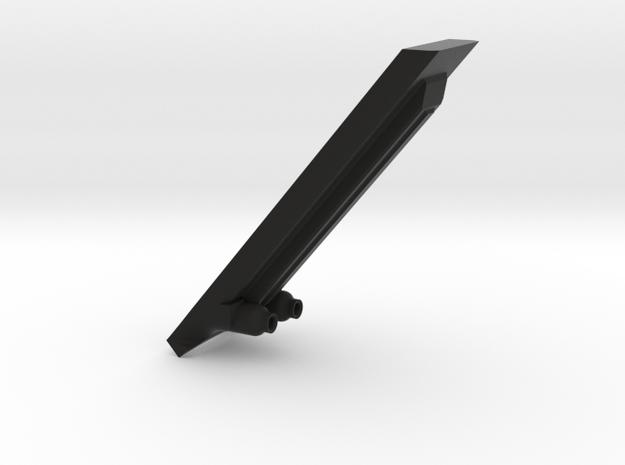 Ambassador bow torpedo launchers version 2 3d printed