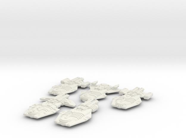 MalkorianShips 3d printed