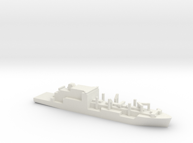 Lewis And Clark 1:2400 3d printed