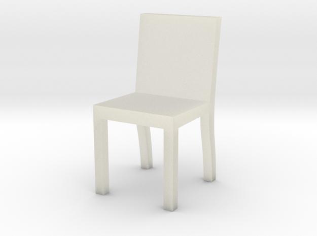 1:48 chair2 3d printed