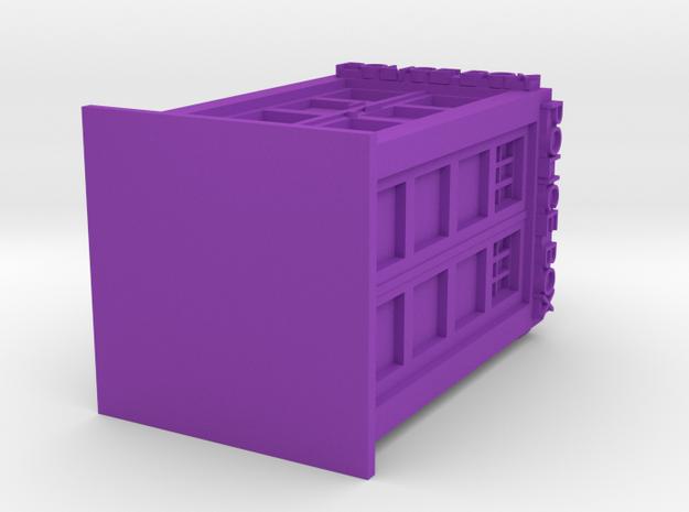 Tardis Pendant 3d printed