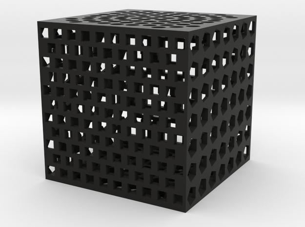holecube1 3d printed