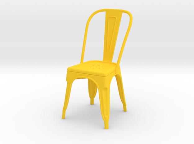 1:12 Pauchard Chair 3d printed
