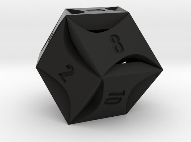 Flash Rhombic d12 3d printed