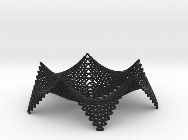 starfish fruit bowl 3d printed