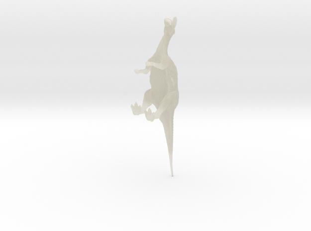 Lambeosaurus m. Standing Large 3d printed