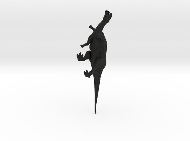Lambeosaurus m. Climbing Medium 3d printed