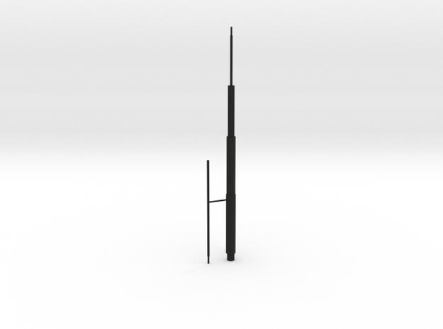 Willis Tower Antennae (Hollow) Left_Final 3d printed