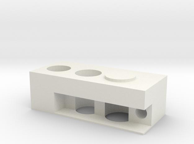 Skippie 001 (Sketchup Model) 3d printed