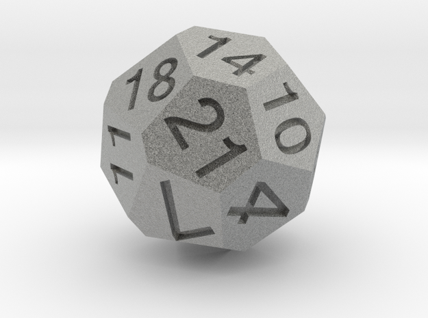 Solid D22 3d printed