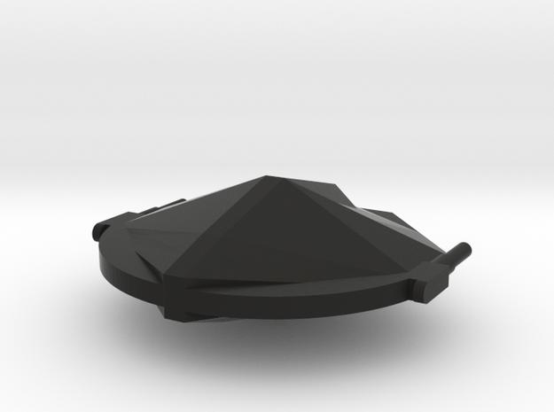 Light-Freighter 3d printed