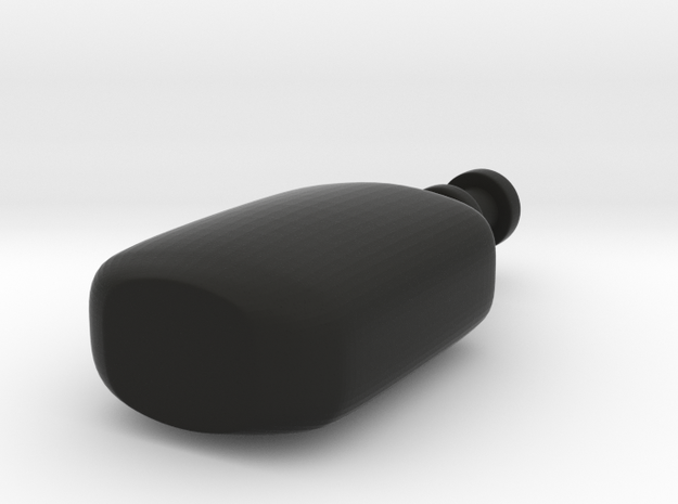 Old Crow Bottle 3d printed