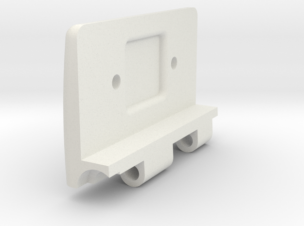 open henge in White Natural Versatile Plastic