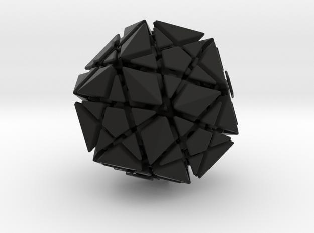 Starminx (larger version, 30mm) 3d printed