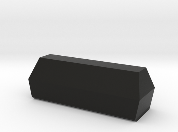 Coffin 1:87 3d printed