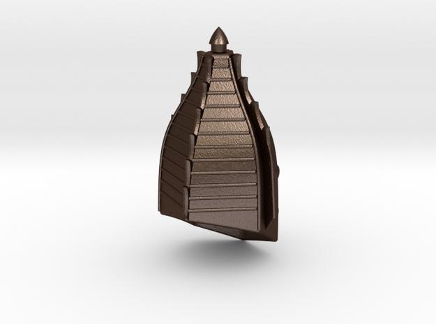 Nautilus Thimble 3d printed