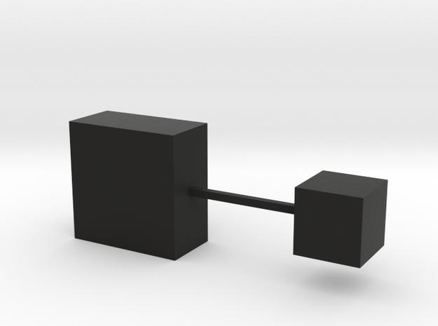 Hammer Test (h1, w1) 3d printed