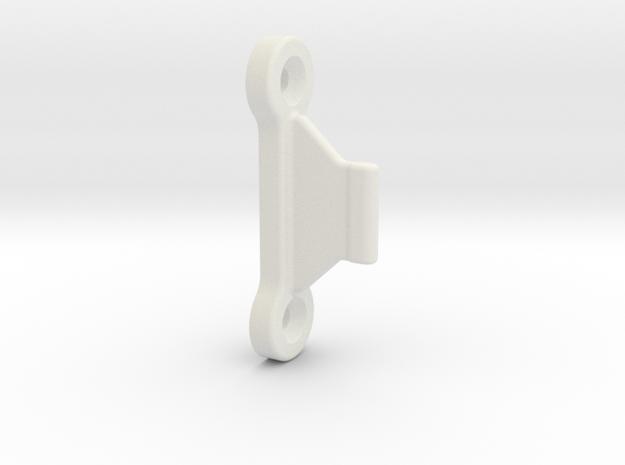 13006-12 in White Natural Versatile Plastic